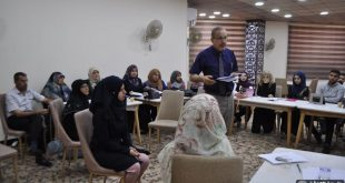 University of Kufa organizes workshops on communication skills
