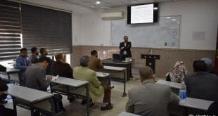 University of Kufa holds a seminar on scientific research skills