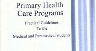 A Guide to Primary Health Care Programs, A New Book Published by the College of Nursing