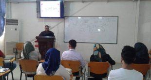 جامعة الكوفة تقيم دورة تدريبية حول طرق حفظ الاغذية