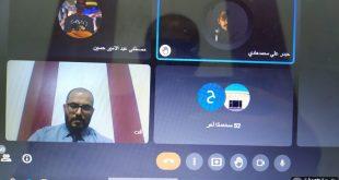 جامعة الكوفة تقيم ورشة عمل بعنوان اتجاهات تداولية في الترجمة